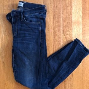 The Gap True Skinny Ankle Jeans